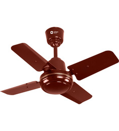 Orient New Breeze 600 mm Glossy Brown Ceiling Fan