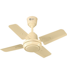 Orient New Breeze 600 mm Pearl Ivory Ceiling Fan