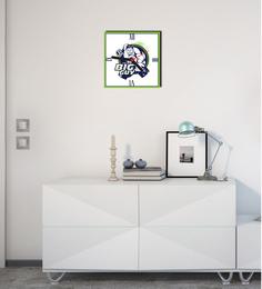Licensed Big Guy Digital Printed Square Analog Wall Clock