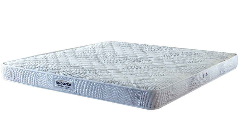 Ortho Firm Pocket Spring Single-Size Mattress by Snoozer