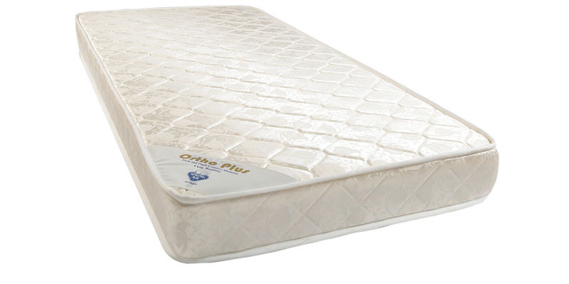 Ortho Plus Four Inches Rebonded Foam King-Size Mattress by Spring Air