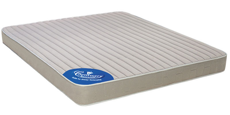 Ortho Spine 5 Inch Thick Single-Size Coir Mattress by Centuary Mattress