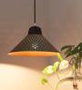 Orange Tree Brown Iron Benit Hanging Lamp