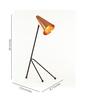 Orange Tree Copper Iron Icosa Study Lamps