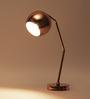 Orange Tree Copper-colored Iron Dew Study Table Lamp