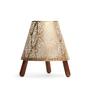 Orange Tree Gold Iron Juniper Table Lamp