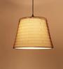 Orange Tree Gold Iron Rhombus Hanging Lamp