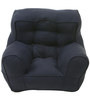 Toddle Organic Kids Sofa in Navy Blue by Reme