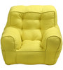 Toddle Organic Kids Sofa in Yellow by Reme