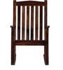 Colin Rocking Chair in Provincial Teak Finish by Amberville