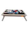 Licensed Amazing Spiderman Digital Printed Folding Laptop Table