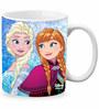 Licensed Anna & Elsa Digital Printed Coffee Mug