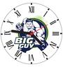 Licensed Big Guy Digital Printed Analog Wall Clock