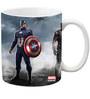 Licensed Captain America Digital Printed Coffee Mug