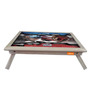 Licensed Civil War Digital Printed Folding Laptop Table by Orka