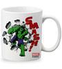 Licensed Hulk Smash Digital Printed Coffee Mug