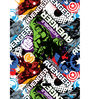 Licensed Marvel Incredible Avengers Digital Printed with Laminated Wall Poster