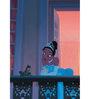 Licensed Princess Princess Tiana Digital Printed with Laminated Wall Poster