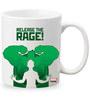 Licensed Release the Rage Digital Printed Coffee Mug