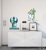 Licensed Roids & R2 D2   Digital Printed Wall Decal