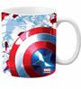 Licensed Shield Digital Printed Coffee Mug