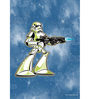 Licensed Starwars Storm Trooper Digital Printed with Laminated Wall Poster