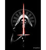 Licensed Starwars Vadar Printed Digital Printed with Laminated Wall Poster