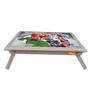 Licensed Team Avengers Digital Printed Folding Laptop Table