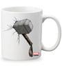 Licensed Thor Hammer Digital Printed Coffee Mug