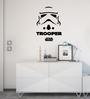 Licensed Trooper Logo Digital Printed Wall Decal