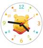 Licensed Winnie the Pooh Digital Printed Analog Wall Clock
