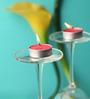 Orlando's Decor Pink Strawberry Tealights - Set of 10