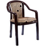 Ornate Chair (Set of 4) in Jordan Brown Colour by Supreme