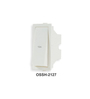 Orpat White 16A 1 Way Switches - Set of 3 Set of 6