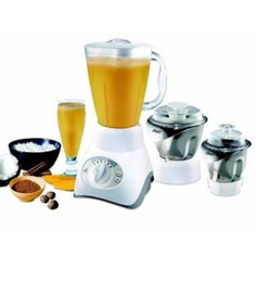 Oster White 6 Speed Mixer Grinder (Model No: MCPR06-WSO)