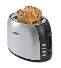 Oster TSSTJC5BBK 800W 2-Slice Popup Toaster