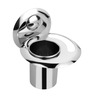 Osian Creta Series Glossy Stainless Steel Tumbler Holder