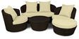 Outdoor Sofa Set (2S + 1S + 1S + CT + ST + OTM) by Svelte
