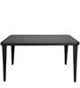 Outdoor Table in Dark Brown Colour by Ventura