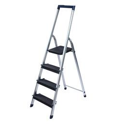 Ozone  Aluminium 4 Steps 1.8 FT Ladder