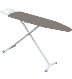 Ozone Fawn Primo Aluminium Brown Ironing Board
