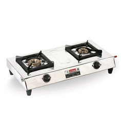 Padmini CS-201 2-burner Gas Stove