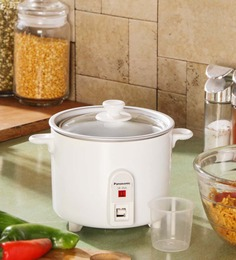 Panasonic SR-3NA Rice cooker -White