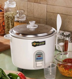 Panasonic SR-WA18 Rice Cooker- White