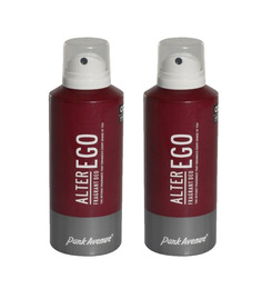 Park Avenue Alter Ego Deodorant For Men Pack of 2 - 150 mL each