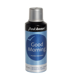 Park Avenue Good Morning Deodorant For Men Pack of 2 - 150 mL each