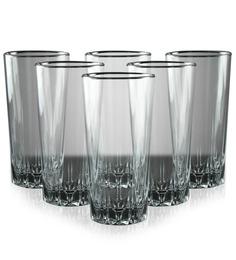 Pasabahce Karat 335 ML Long Glass - Set of 6