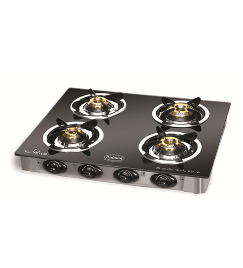 Padmini CS-4 GT Jalwa Gas Stove from Pepperfry at whopping 58% Off