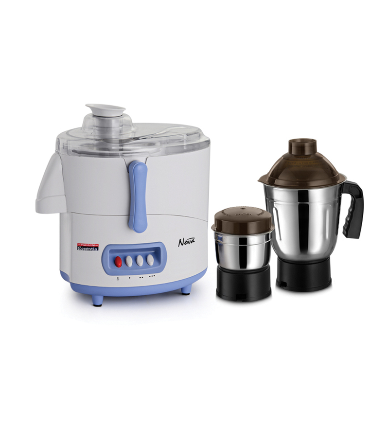 Padmini Essentia Vento 450W Juicer Mixer Grinder  available at Pepperfry for Rs.2990