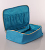 Packnbuy Nylon Blue Medium Toiletry Purse Organiser